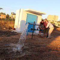 Ya presta servicio un nuevo pozo de agua potable
