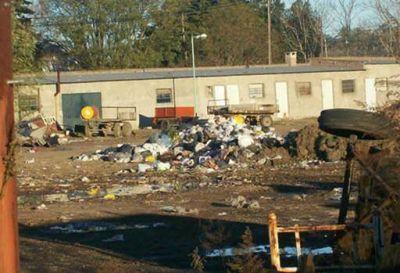 Piden que limpien basural ubicado en el Corralón