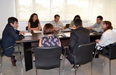 Junto a Nación, la Provincia trabaja para fortalecer el trabajo preventivo en la frontera norte