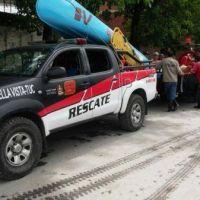 Continúa la asistencia a las distintas familias afectadas por el temporal en el sur de Tucumán