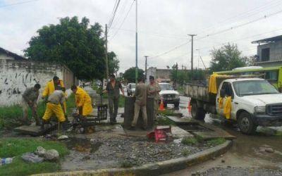 La municipalidad capitalina solicita no arrojar residuos en la vía pública