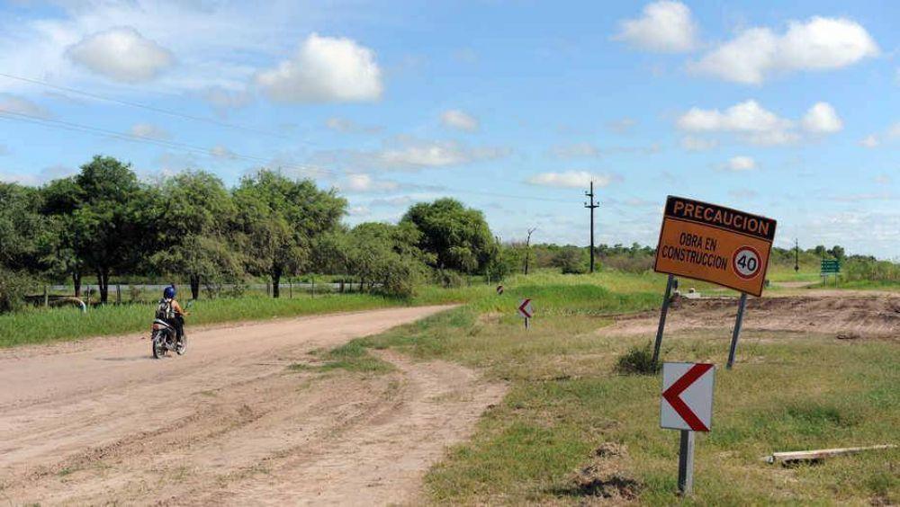 En Chaco, Lázaro Báez también cobró por obras que no hizo