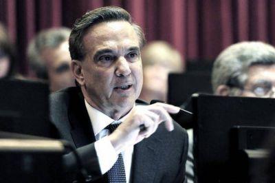 Pichetto sostiene que los ex presidentes