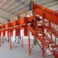 Comenzó el montaje de la planta de tratamiento de residuos