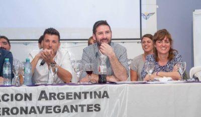 Aeronavegantes cerró aumento salarial del 44% con LATAM