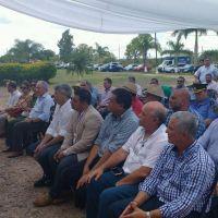 """Ministro de Agroindustria de la Nación Ricardo Buryaile inauguró un nuevo Frigorífico """"Loma Oeste"""""""