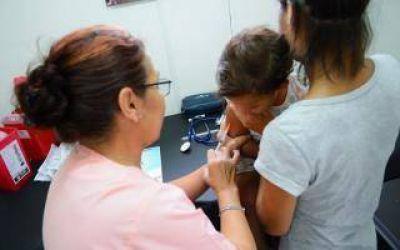 El móvil sanitario sigue recorriendo los barrios del partido de Escobar