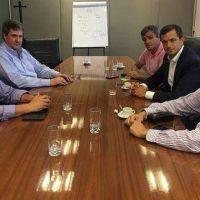 Intendentes peronistas se reunieron con el ministro Gigante y evaluaron ejecución de obras