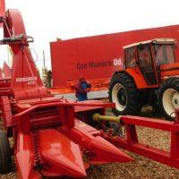 La maquinaria agrícola ya ofrece brotes