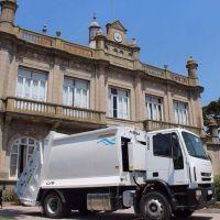 La comuna adquirió un camión de recolección de residuos por $1.710.000