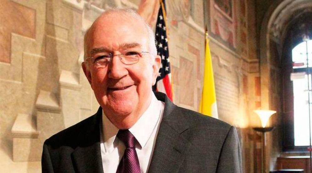Embajador analiza futuras relaciones de Estados Unidos y el Vaticano en gobierno de Trump