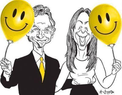 Pro arranca la campaña con Macri y Vidal como
