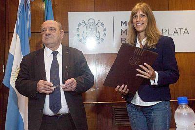 Duro comunicado contra la secretaria de Cultura, Silvana Rojas