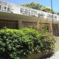 Reclaman fondos para el hospital de Cacharí