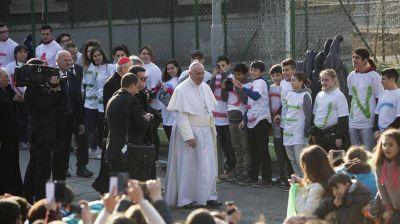 ¿Se muda el Papa del Vaticano?