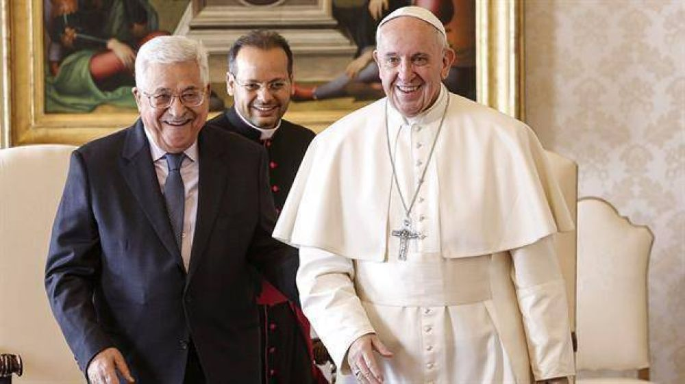 Los palestinos, con embajada en el Vaticano