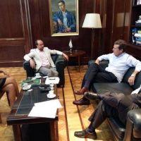 Moleker reclamó ante la Nación por el cierre de las industrias