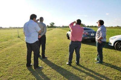 Dos gremios quieren desarrollar escuelas generativas en Villa Mercedes