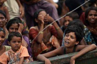 Amnistía Internacional denuncia cientos de detenciones de la minoría musulmana rohingya en Myanmar