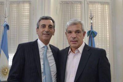 Domínguez bajó la candidatura de Cristina y se mostró optimista respecto a la figura de Randazzo