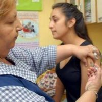 400 vacunas por semana contra la fiebre amarilla