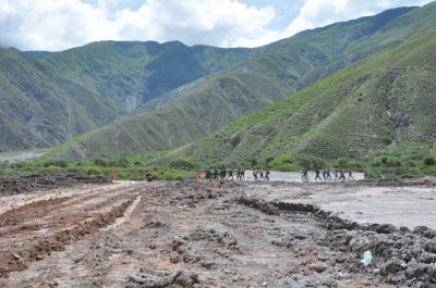 El Gobierno planifica dos etapas de reconstrucción para los pueblos