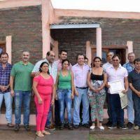 Entregaron viviendas sociales en Sol de Julio