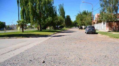 El Municipio licitará el pavimento de 75 cuadras