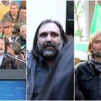 Dirigentes gremiales participan de protestas a un año de la detención de Milagro Sala
