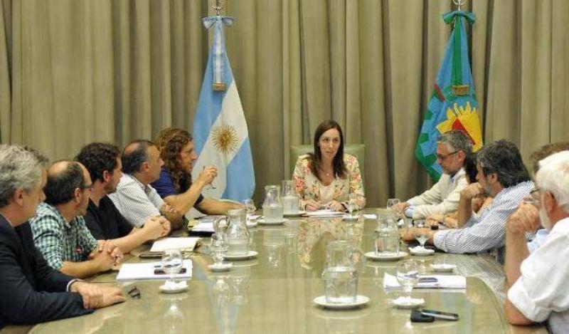 Tras el paro, Vidal convocó a los médicos a una nueva mesa técnica