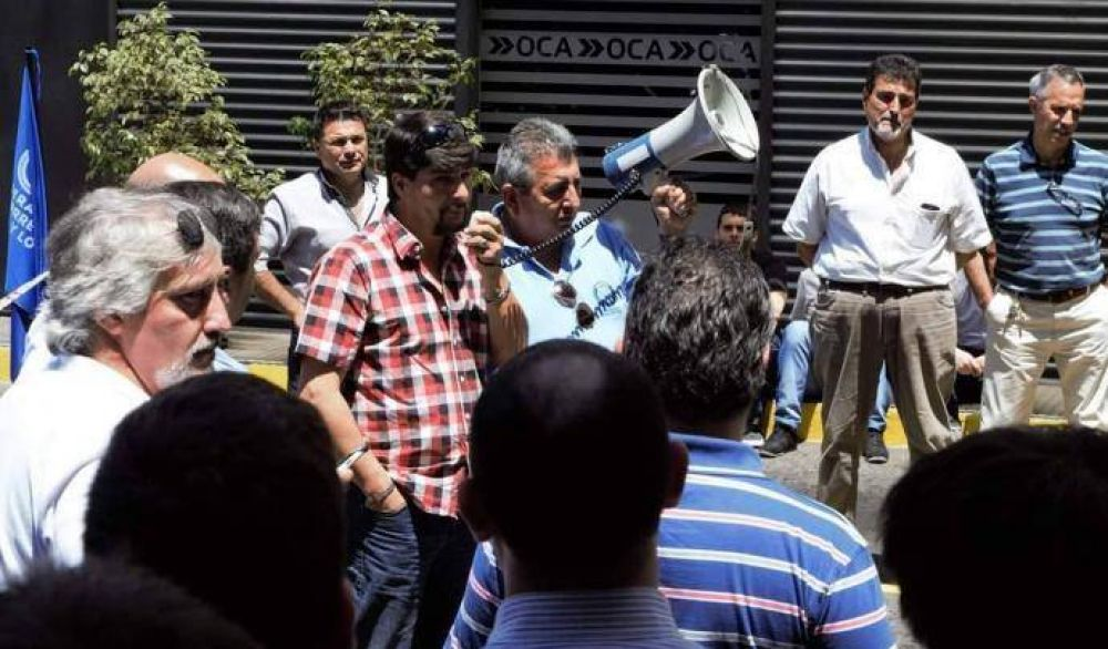 Jerárquicos de Correo denuncian persecución sindical en OCA