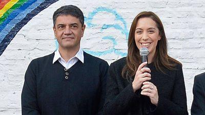 Cruce entre Jorge Macri y Aníbal Fernández en Twitter, por las vacaciones de María Eugenia Vidal