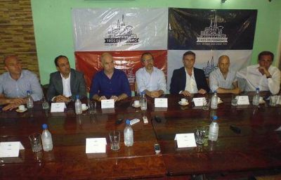 Caseros: Cumbre de Intendentes de Cambiemos con eje en la seguridad