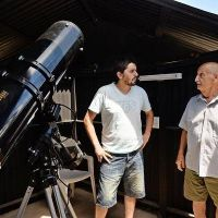 Los Talleres Culturales preparan un nuevo observatorio astronómico