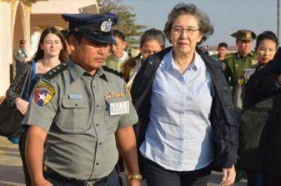 Myanmar impide que enviada de ONU indague genocidio de musulmanes