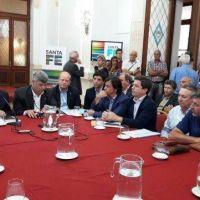 El ministro Buryaile anunció medidas para los productores afectados por el temporal