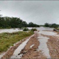 Vialidad provincial informó que varios pasos siguen cortados