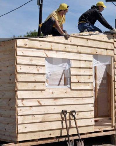 Chascomús contará con 30 módulos habitacionales para familias que están en situación de vulnerabilidad social