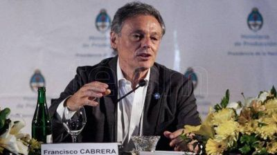 Cabrera comienza su actividad en Davos con reuniones con directivos de multinacionales