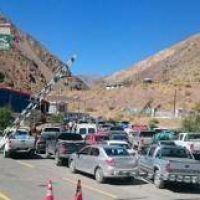 Creció un 110% el tránsito de turistas a Chile por Agua Negra