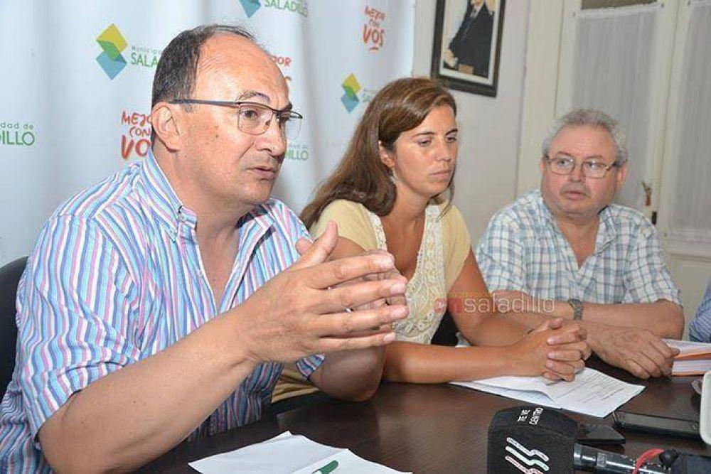Anunciaron la aprobación de la Ordenanza de Ordenamiento Urbano Territorial en la ciudad de Saladillo
