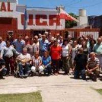 Se conformó la mesa de la IV Sección Electoral de la Unión Cívica Radical