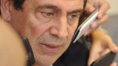 Silencio en torno a la situación judicial de Giacchi