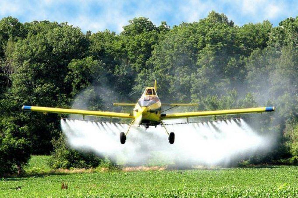 Médicos argentinos denunciaran ante la CIDH el uso de agrotóxicos en el país