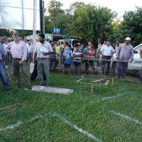 Un pozo abastecerá de agua a miles de vecinos de Delfín Gallo