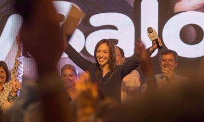 """Candidata sin boleta: """"Nadie es mejor (que Vidal) para buscar el voto"""", dijo Mosca"""