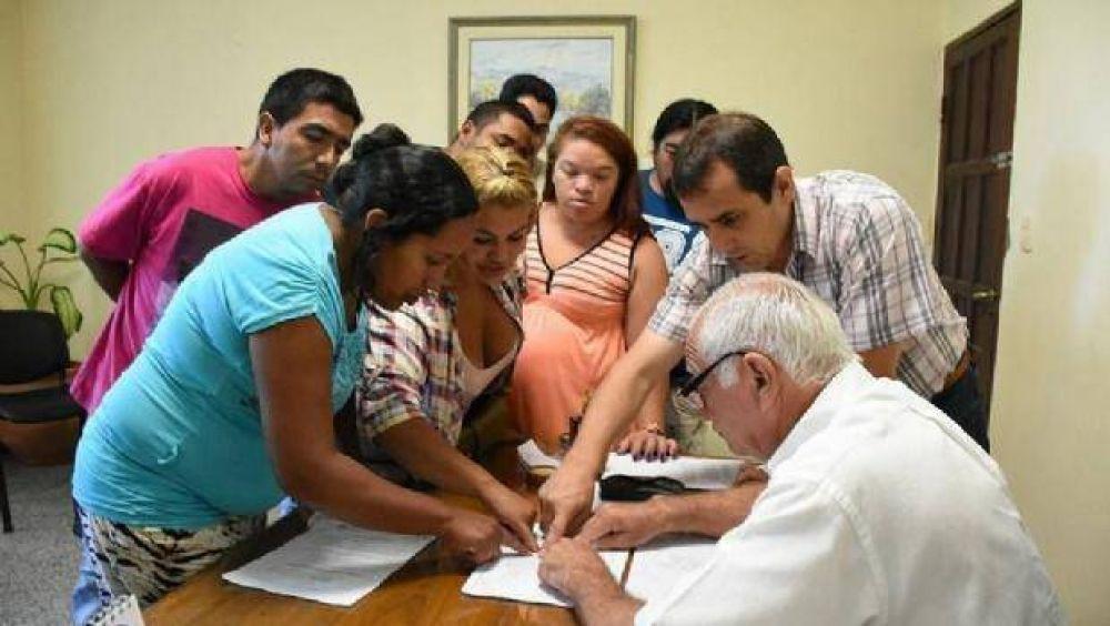 Vecinos chacareros piden por la realización de una obra hídrica