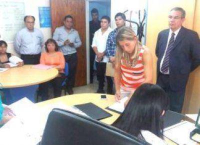 Se llevó a cabo la apertura de sobres de licitación pública para el servicio de seguridad y vigilancia de Agua Potable de Jujuy