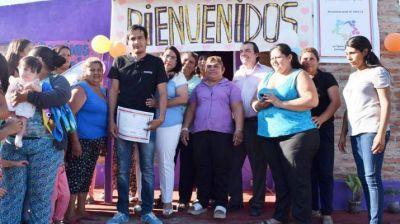 Entregaron más viviendas sociales en La Banda
