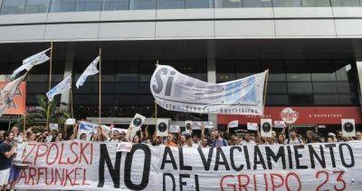 Ajuste: más de 1.200 despidos en medios porteños en 2016